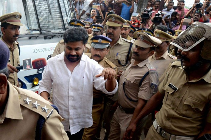 HC rejects anticipatory bail plea of actor Dileep's aide