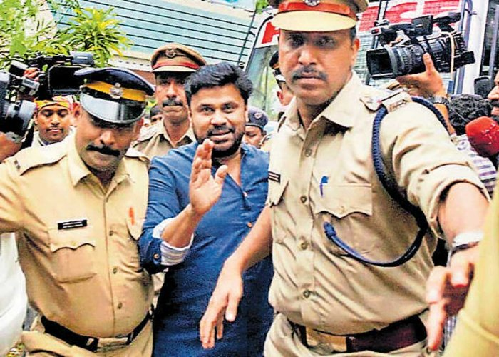 Actor Dileep granted bail in actress abduction and sexual assault case