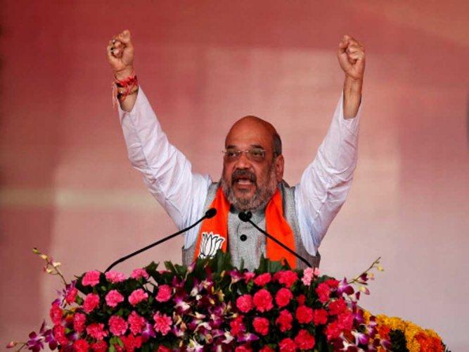 Shah slams Vijayan; if CM will take moral responsibility for political violence