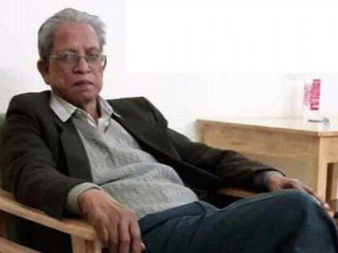 Senior CPI(M) leader Sukomal Sen passes away