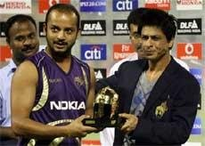 Dominant KKR sign off on a high note