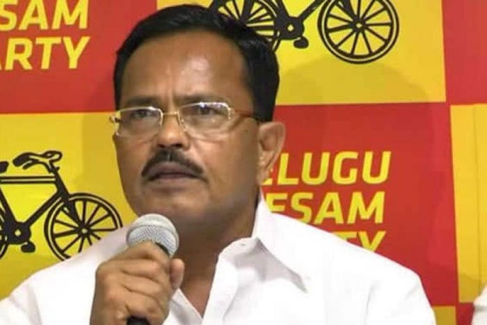 TDP leader stirs row over TRS merger remarks