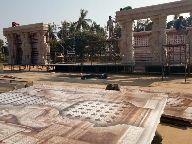 Chikkaballapur turns festive for its 10th birthday