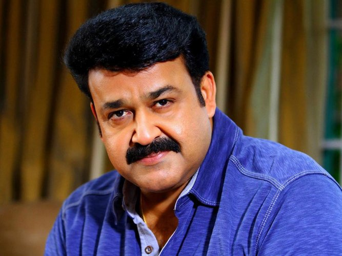 Malayalam actor Mohanlal. file photo