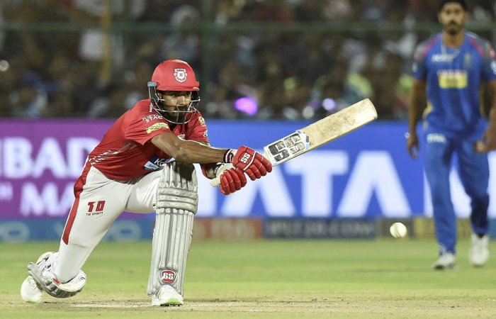 MAN IN FOCUS Kings XI Punjab's K L Rahul will be vital to his side's success going forward in the tournament. PTI