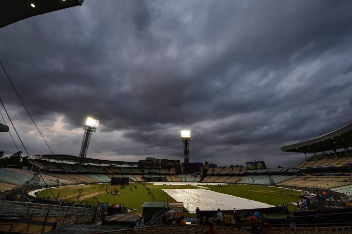 This season, Eden Gardens went on to host nine matches of IPL 2018 after getting two bonus matches in the playoffs which were originally slated in Pune. (PTI Photo)