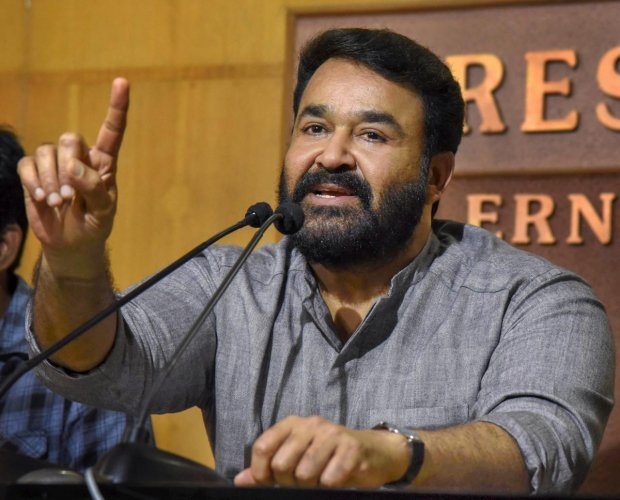 Over the past couple of years, Mohanlal's positions on policies, including demonetisation, have steadily fed speculation on his political affiliation.