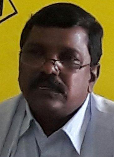 B Rudraiah