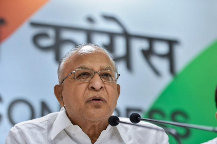 Reddy, who is seen as one of the tallest Congress leaders in the poll-bound state, also categorically ruled himself out of the chief ministerial race saying he was on the wrong side of age and won't even fight the assembly elections. (PTI File Photo)