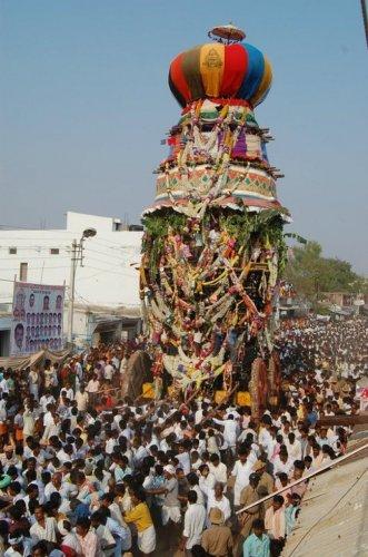 Kanakachalapathy Ratha.