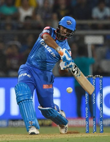 Delhi Capitals cricketer Rishabh Pant could be the next big thing for India. AFP