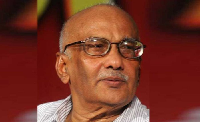 CPMPolit Bureau member S Ramachandran Pillai. (Facebook)