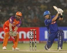 Rajasthan beat Kochi by 8 wickets