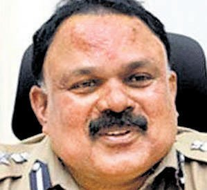 Kerala IPS officer caught copying in exam