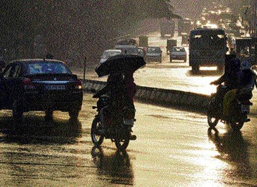 Karnataka, Kerala, TN receive excess rain