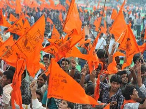 VHP demands action against those serving beef in Kerala House