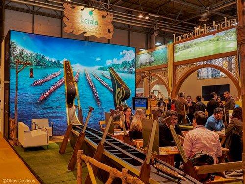 Kerala's snake boat pavilion wins award in Madrid