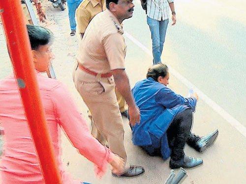 Former diplomat assaulted in Kerala