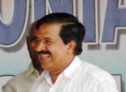 Fresh bribe charges against Kerala minister
