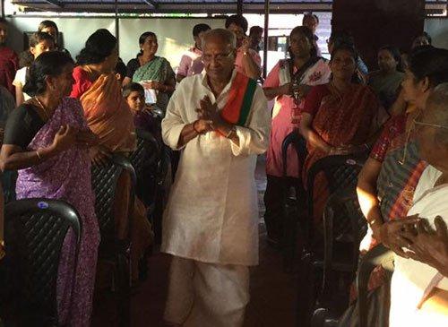 Rajagopal scripts history, BJP makes a debut in Kerala