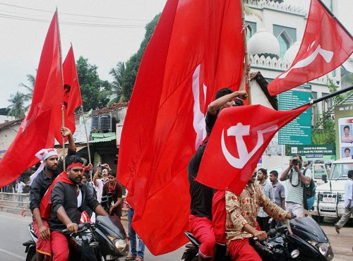 CPI(M)-led LDF regains power in Kerala, BJP opens account