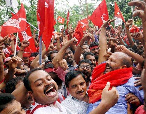 It's Red spring again in Kerala