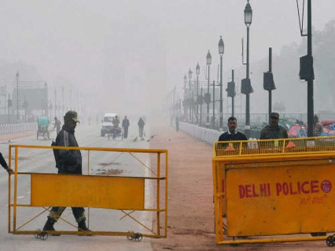 Security beefed up at Kerala House amid rumours of 'beef fest'