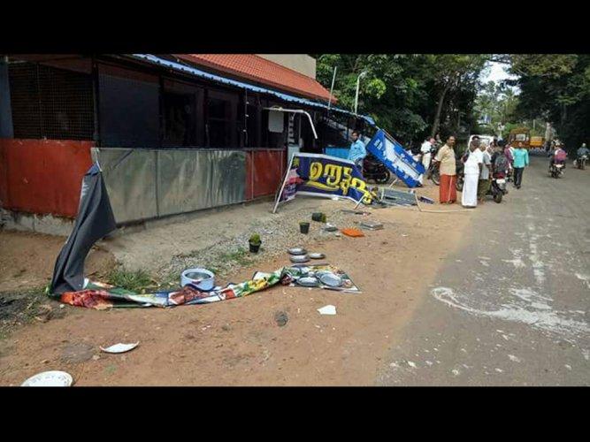 CPM-BJP clash in Kerala turns sour