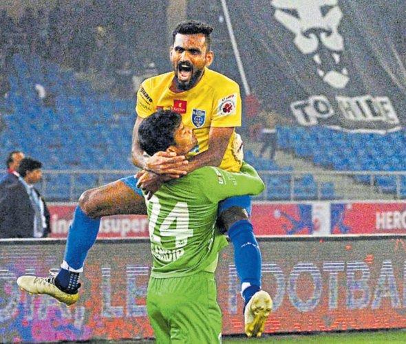 Stubborn Kerala hold high-flying FC Pune