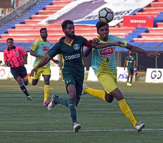 Kerala progress after TN draw