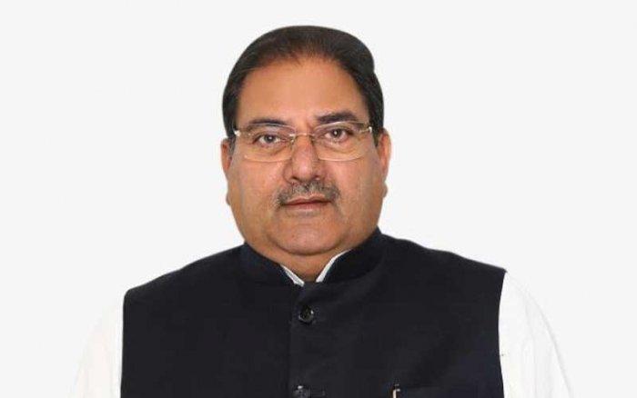 Abhay Singh Chautala. (Image courtesy Wikipedia)