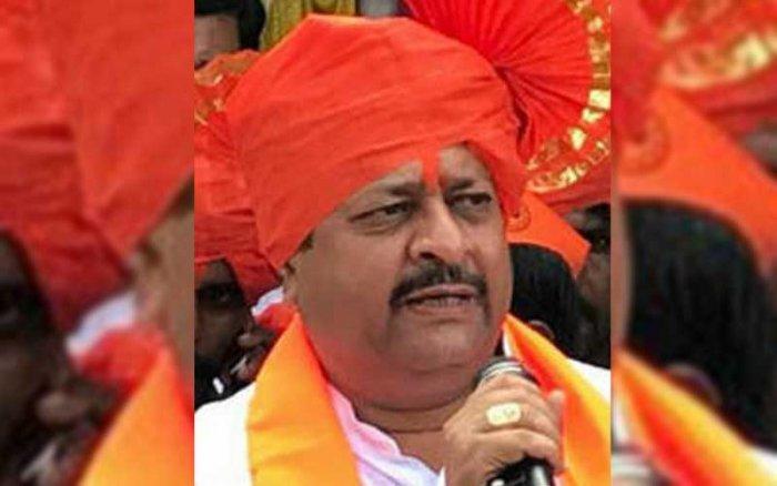 Vijayapura BJP MLA Basanagouda Patil Yatnal. (DH Photo)