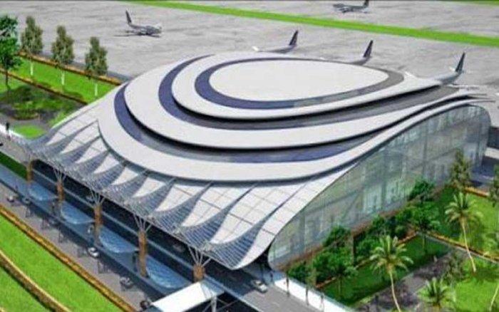 Kannur International Airport. File photo