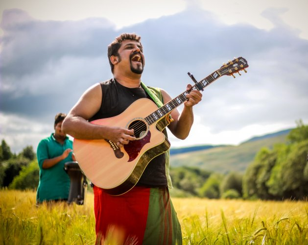 Raghu Dixit has sung and composed songs for 'Koode' releasing on July 13.