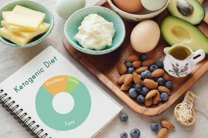 Ketonic diet