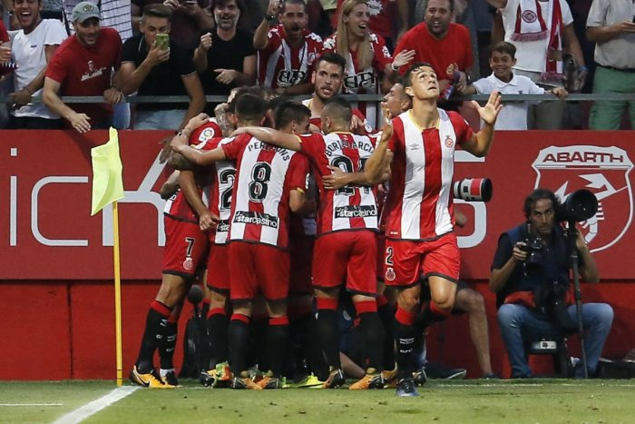 BOG BOOST Spanish top flight team Girona FC will play two matches at Kochi in July as part of their pre-season programme. AFP