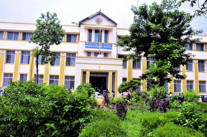 District Wenlock Hospital in Mangaluru.