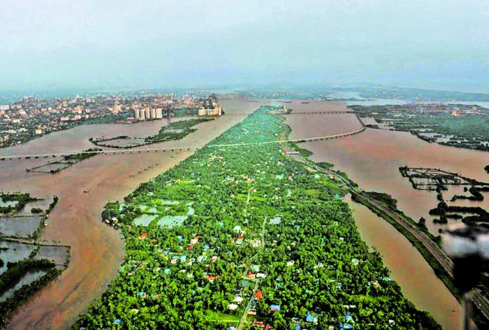 A red alert has been sounded in three districts of Idukki, Thrissur and Palakkad in Kerala. (PTI File Photo)