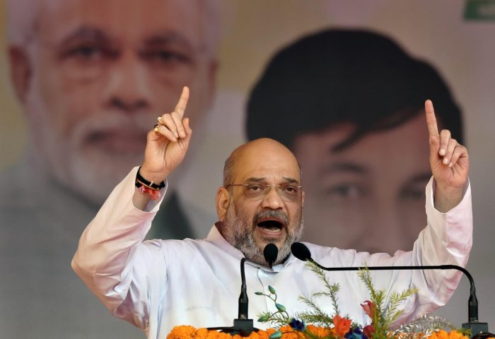 Party chief Amit Shah is learnt to have given a green signal and some feel a decision may come by the first week of November. PTI photo