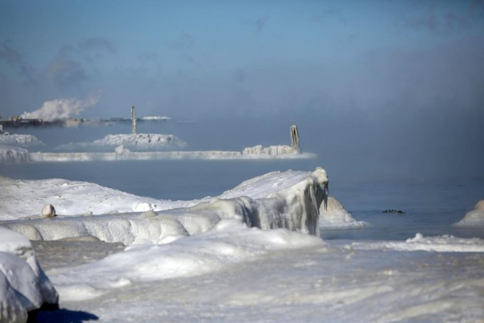 Antarctica. AFP File photo
