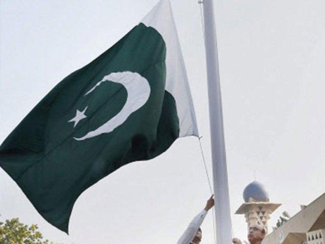 Pakistan flag. File photo for representation
