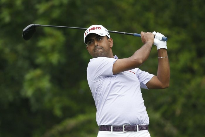 high hopes Anirban Lahiri will be a strong favourite to win the Indian Open title. AFP