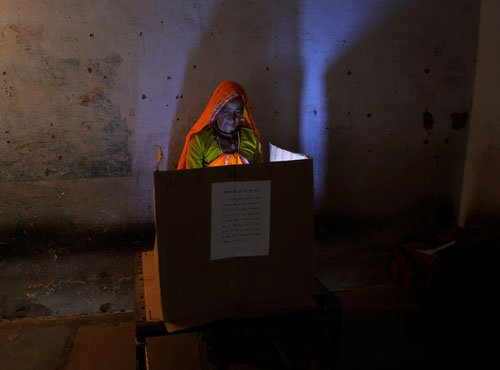Rajasthan polls: First Phase polling ends at over 58 per cent