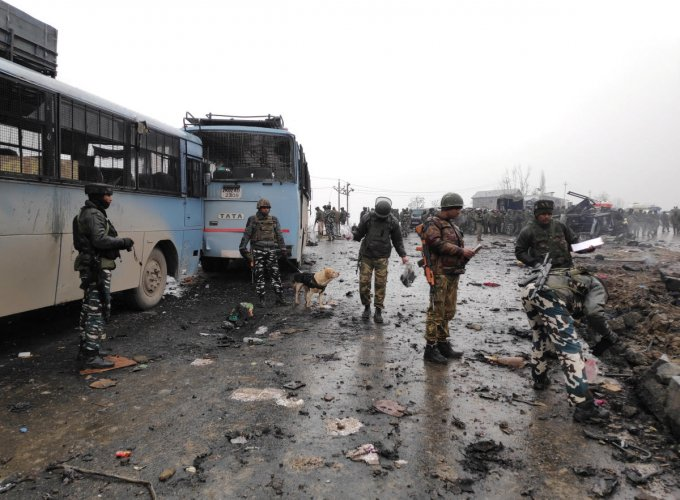 India on Thursday said that it was disappointed, but not surprised, as Pakistan claimed that its own probe found no link between any individual or entity based in its territory and the February 14 terror attack in Pulwama, Jammu and Kashmir. Reuters file photo