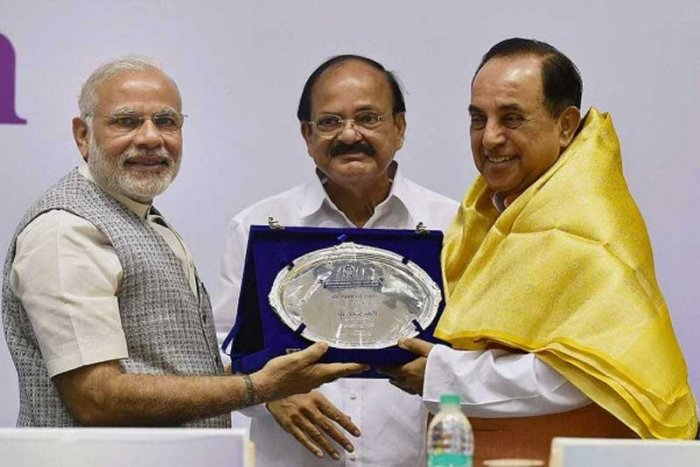 Swamy's Brahmin pride shows truth about BJP's politics