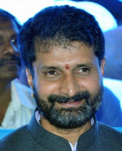 C T Ravi