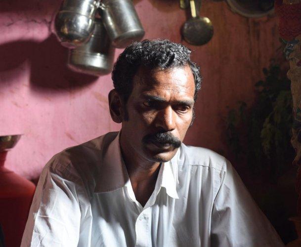 Muniraj, the tribal head