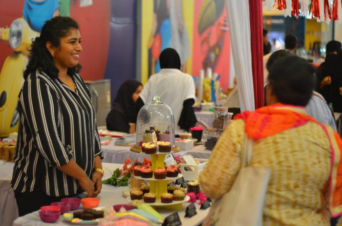 NICO's Chocolate Street, a chocolate festival, began at Forum Fiza Mall in Mangaluru on Saturday.