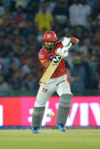 K L Rahul's return to form is a welcome boost for Kings XI Punjab as they take on Delhi Capitals in Mohali on Monday. AFP