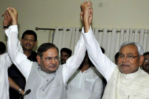 BJP walks out from trust vote in Bihar Assembly